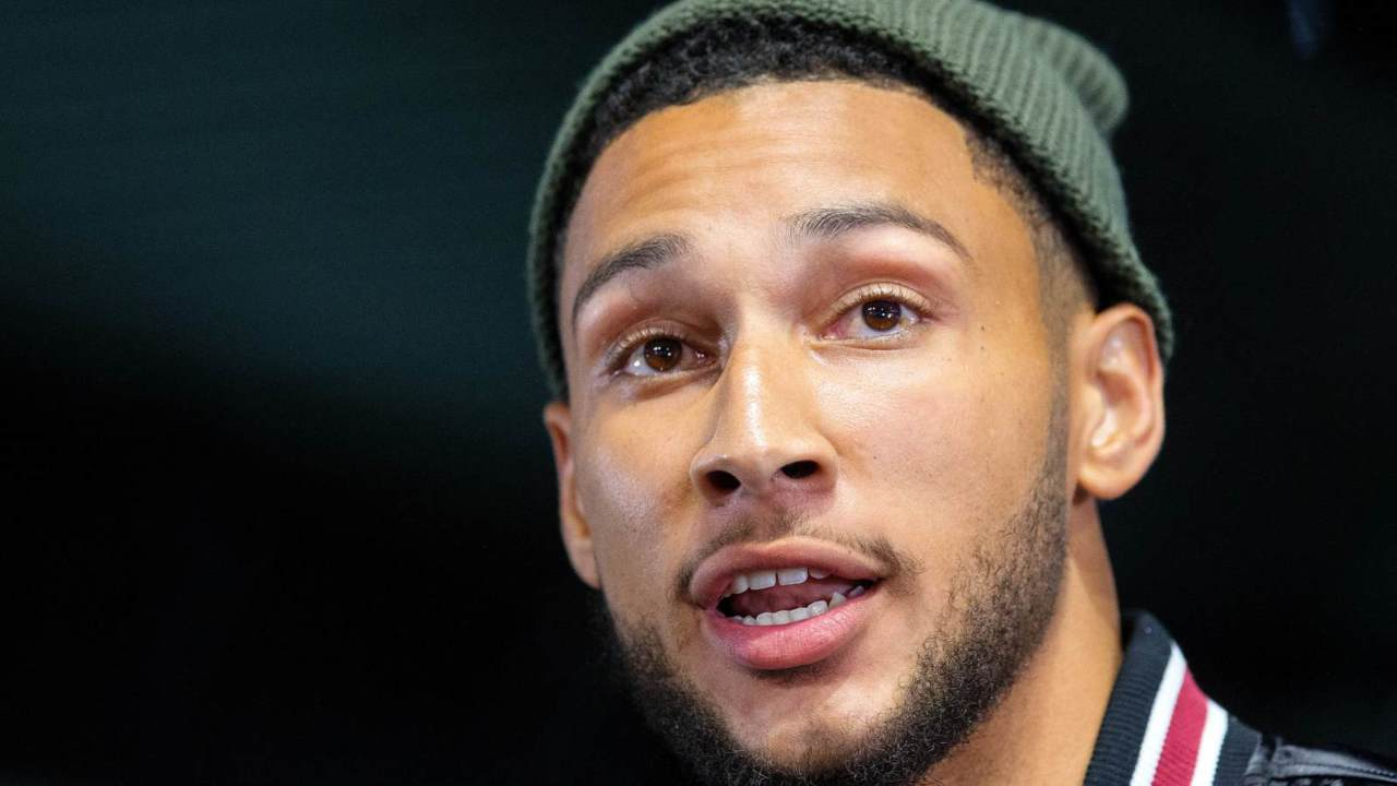 NBA superstar Ben Simmons doubles down on criticism of Crown