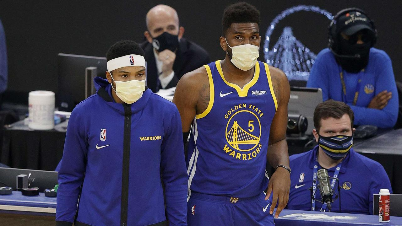 The NBA's attempt to play through the pandemic has, predictably, had problems. Photo: Ezra Shaw/Getty Images/AFP