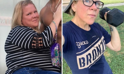 'I lost 71 kilos with two unusual steps'