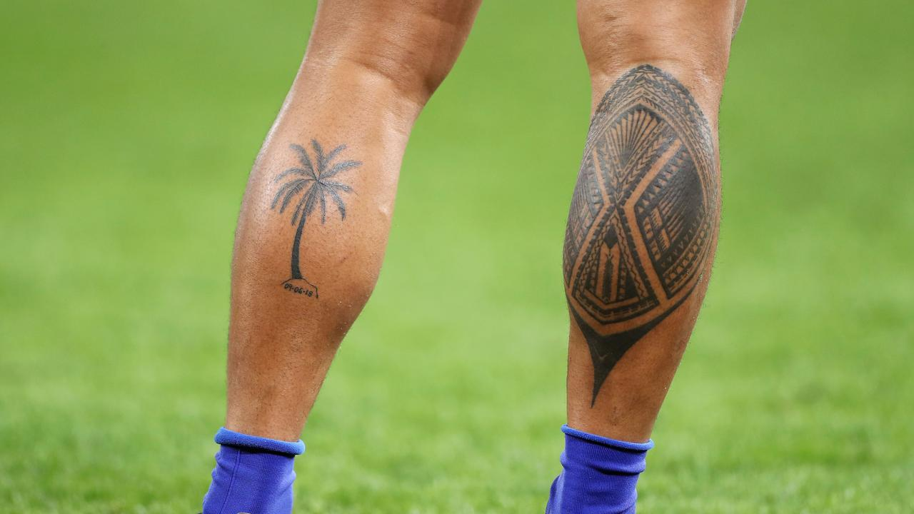 Rugby World Cup 2019: Samoan rugby team covers up 'offensive' tattoos