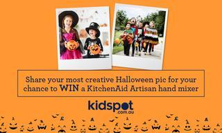 Celebrate Halloween with Kidspot