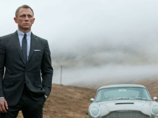Daniel Craig in 'Skyfall'. Photo: Skyfall