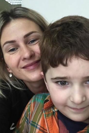 Iryna Tarakan has her kids back. Picture: FacebookSource:Facebook