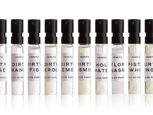 The next generation of natural, clean and sustainable scents is way better than you think. Image: Heretic