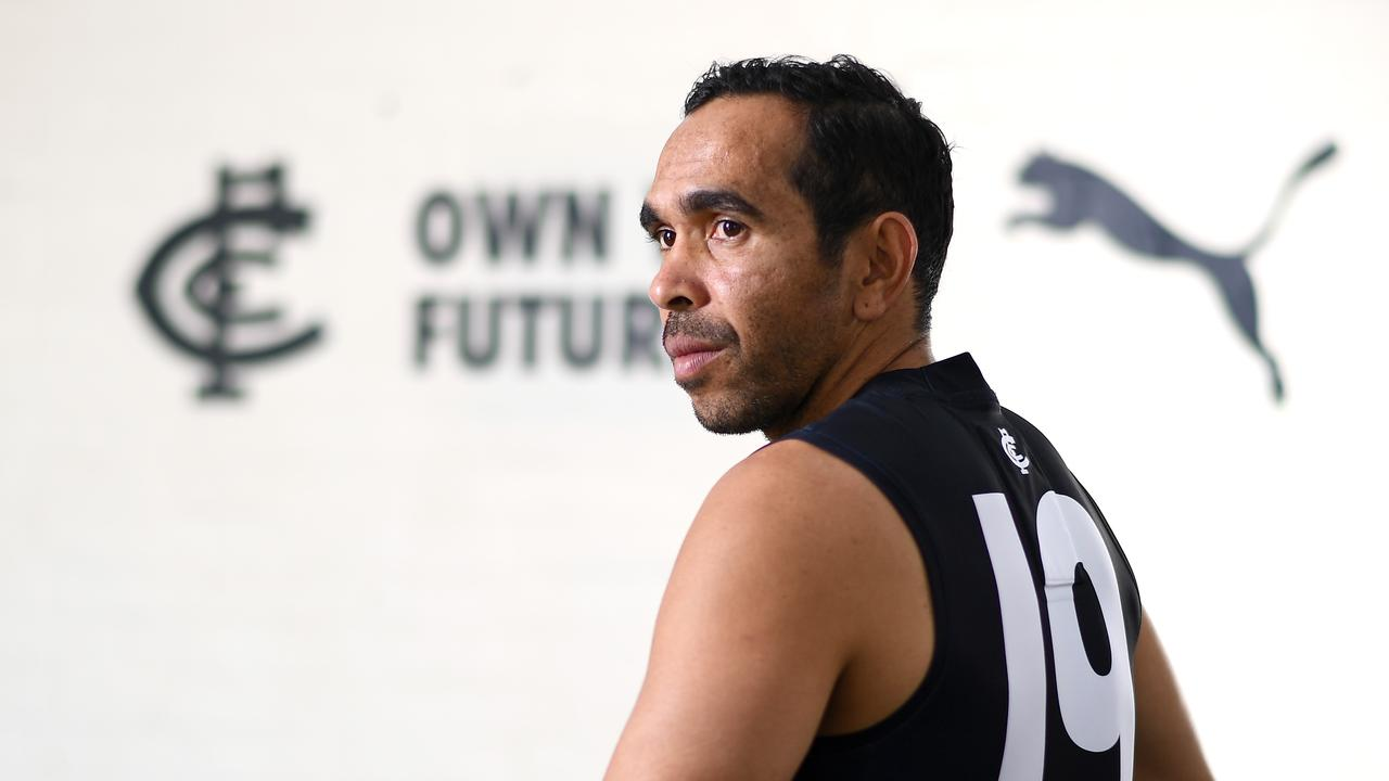 Carlton favourite son Eddie Betts will wear his old number in 2019 and is confident the Blues can still land Jack Martin