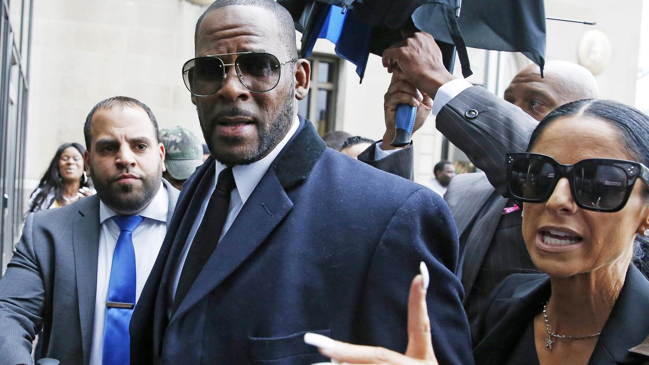 R Kelly's alleged sex crimes – including claims about his relationship with Aaliyah when she was a minor – have come out in court. Picture: Getty Images.