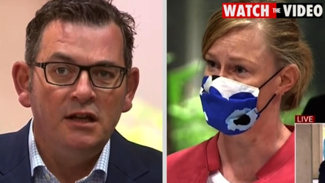 Leigh Sales grills Daniel Andrews