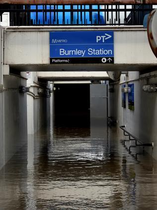 Burnley Station