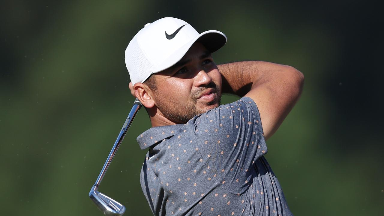 Jason Day is finding some form the week before the Masters.