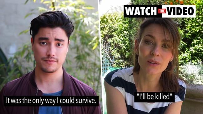 Aussie celebs unite to free gay refugee