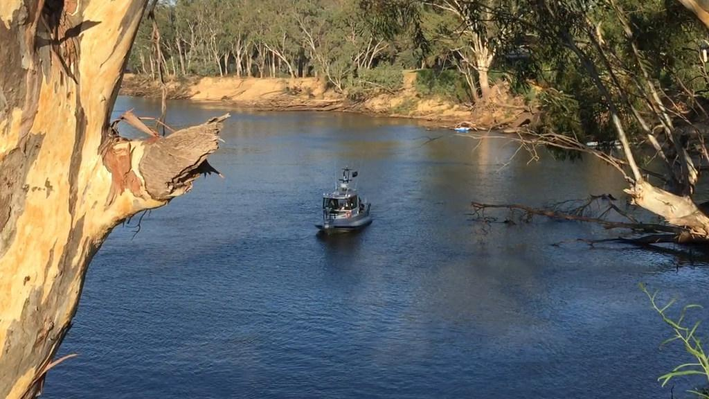 Search for young boy reported missing in Murray River near Moama