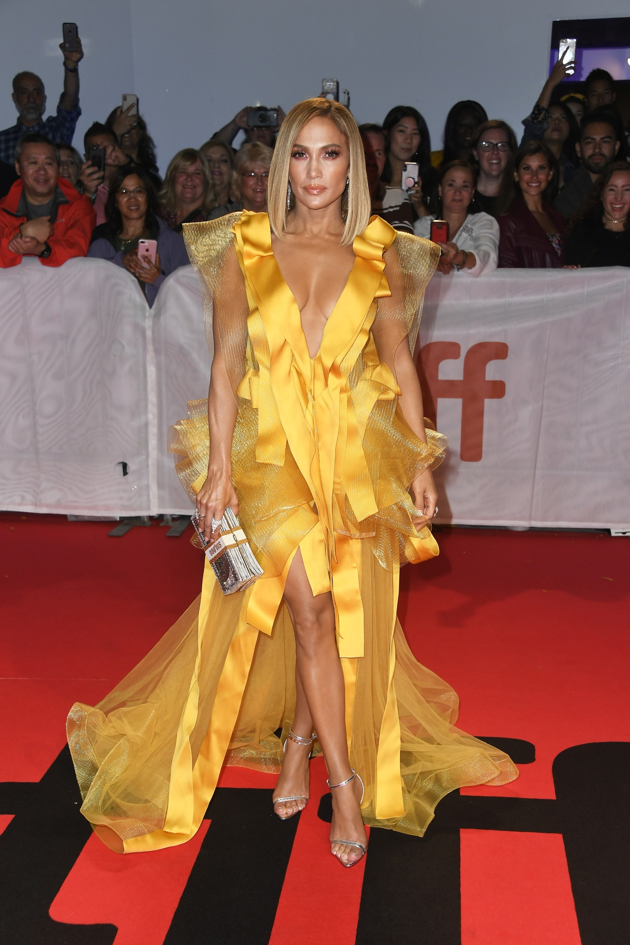 The major red carpet looks from the 2019 Toronto International Film Festival