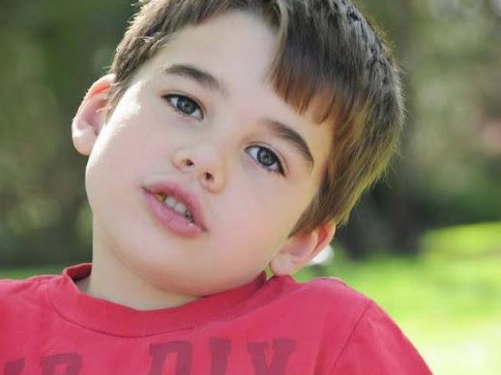 Noah Pozner was just six when he was shot dead. Picture: Facebook