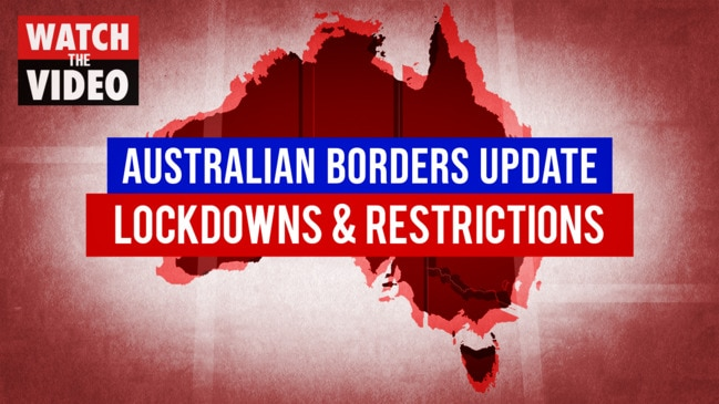 Sydney shut out: see what border restrictions are in place state by state