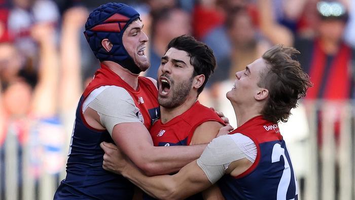 2021 AFL Grand Final - Melbourne v Western Bulldogs