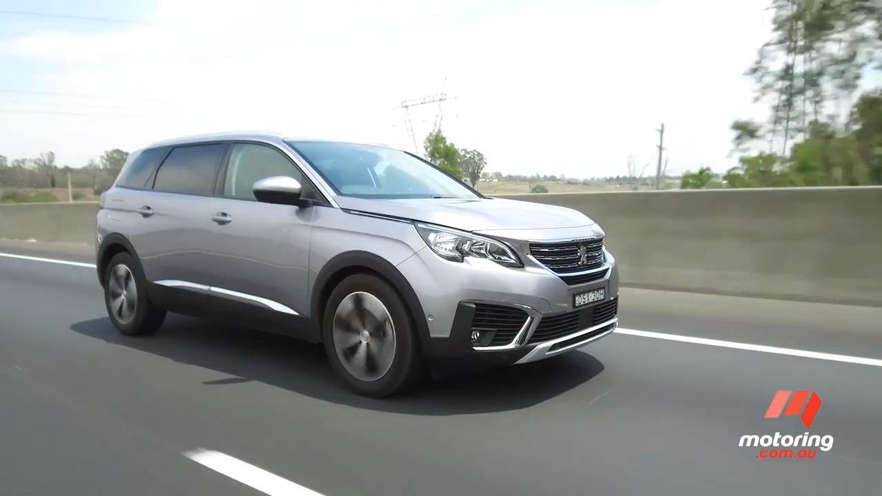 Peugeot 5008: 2018 Video Review